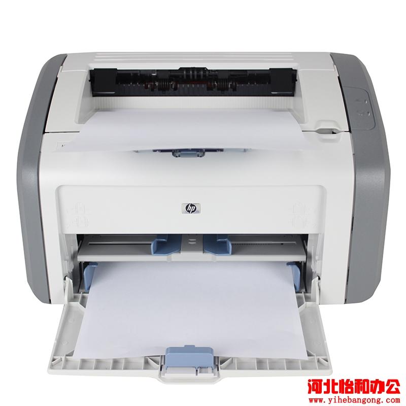 HP惠普1020plus黑白激光打印机