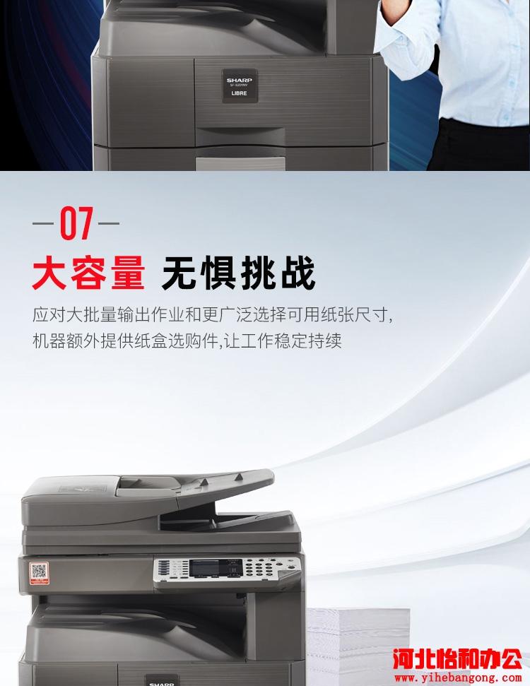 夏普复印机sf-s201nv出现小人图标要怎么消除